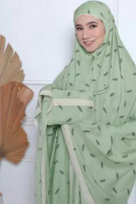 Keunggulan Mukena Mewah Dan Terbaik, Mukena Al Gani